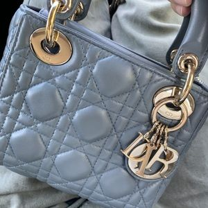 Mini lady Dior like new ! Authentic